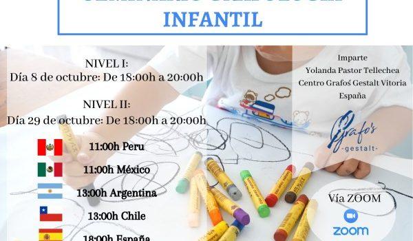Seminario Online De Grafología Infantil