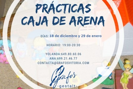 Prácticas Grupales En «Caja De Arena»