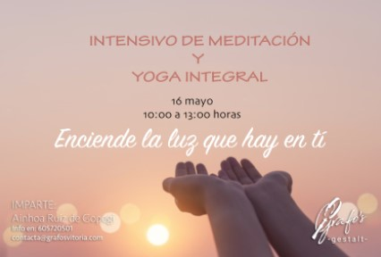 Taller Intensivo Meditación En Vitoria-Gasteiz
