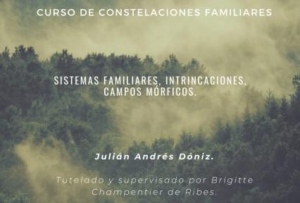 Curso de constelaciones familiares en Vitoria-Gasteiz