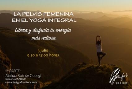 Curso Pelvis Femenina En Yoga Integral