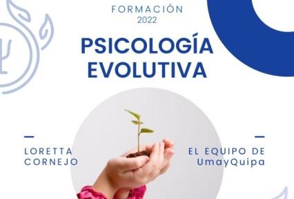 Formación en psicología evolutiva 2022
