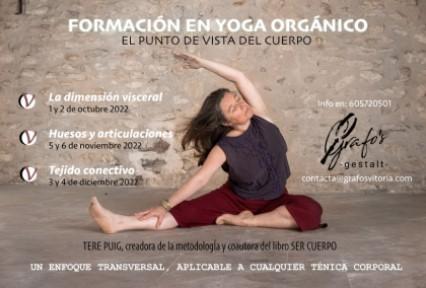 Formación en yoga orgánico